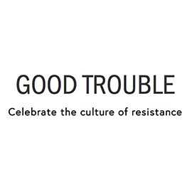 Good Trouble logo